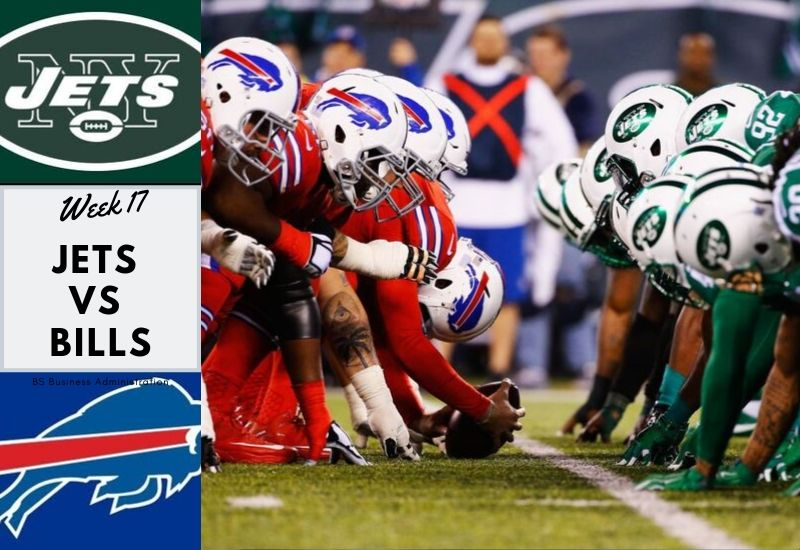 New York Jets vs Buffalo Bills Radio Listening & Prediction