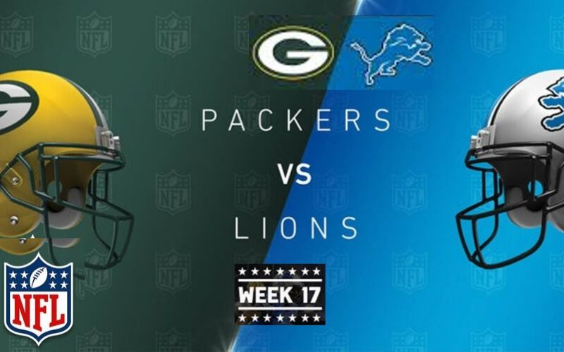 Detroit Lions vs GB Packers Radio Listening & Prediction