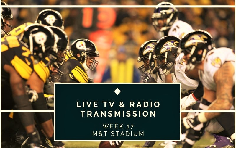 Ravens vs Steelers Radio Transmission & Prediction | NFL