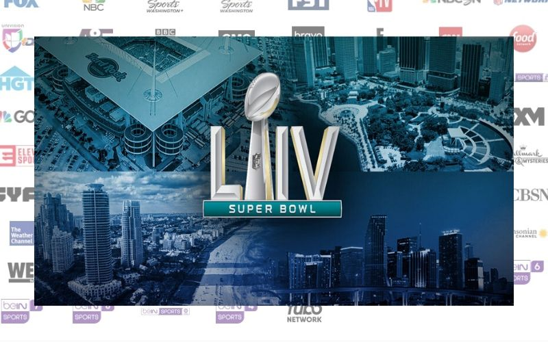 Superbowl LIV Watch Free Without Cable TV